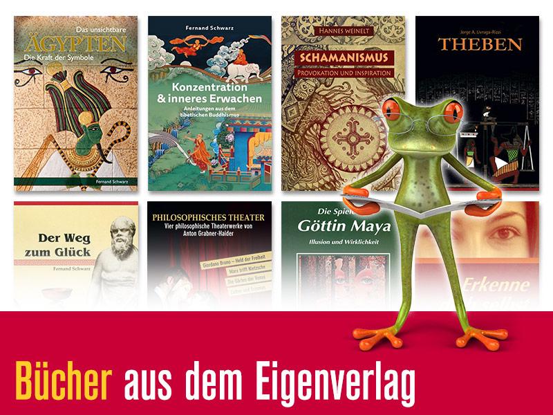 Bücher aus dem Eigenverlag